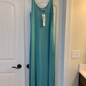 Joan Vass maxi dress size medium
